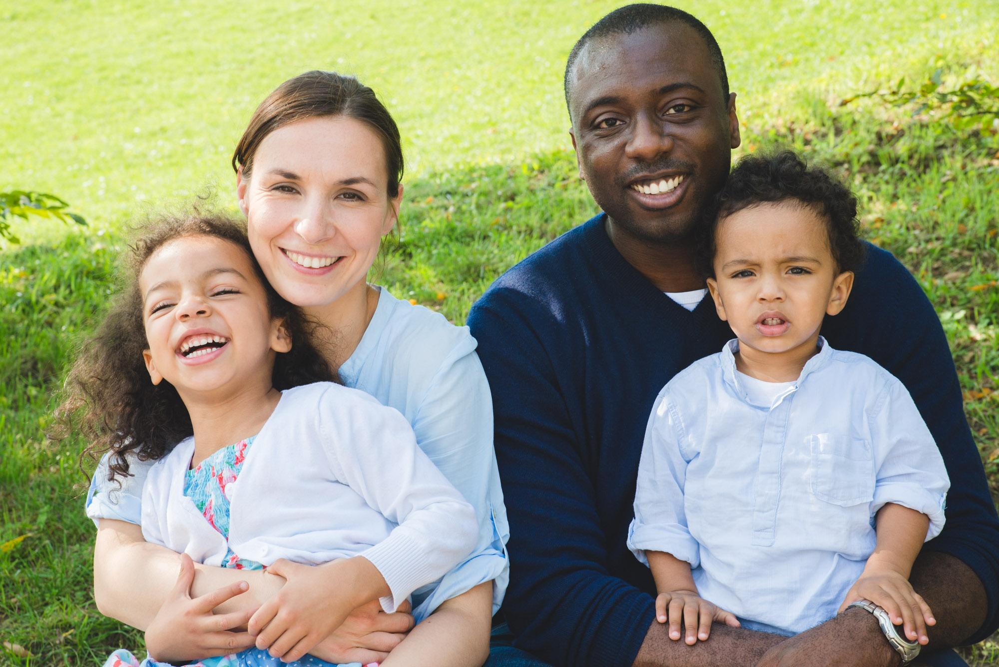 Familienfotos Spätsommer